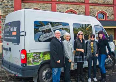 Barossa Valley Bus Tour
