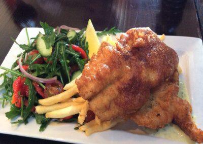Lunch - Barossa Voyager